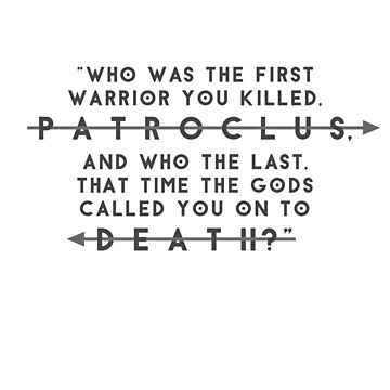 FIRST AND THE LAST - Greek Myths by pretentious-git