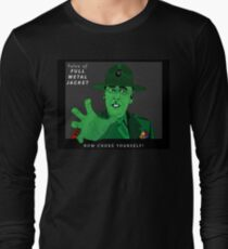 Tales of Full Metal Jacket Long Sleeve T-Shirt