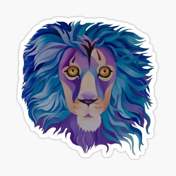 """""""Lion"""" Sticker"""