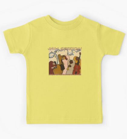 Jam Session T-Shirt Kids Clothes