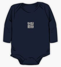 pockets full of Love 2 T-Shirt One Piece - Long Sleeve
