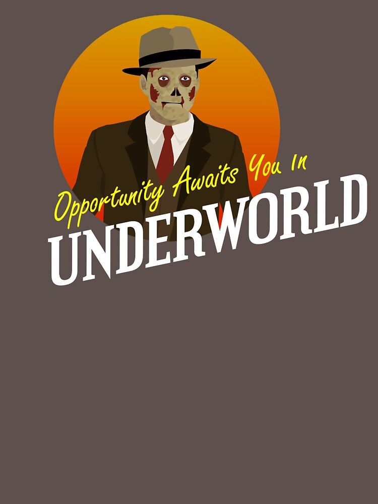Opportunity Awaits You In Underworld | Unisex T-Shirt