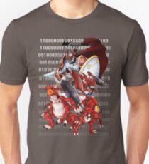 Guilmon Evolution T-Shirt