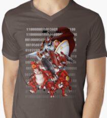 Guilmon Evolution Men's V-Neck T-Shirt
