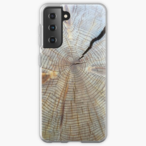 Tree Rings Samsung Galaxy Soft Case