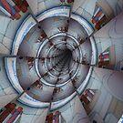 Down Into The Portal by Ashoka Chowta