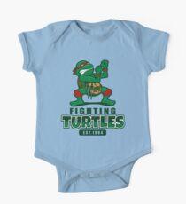 Fighting Turtles One Piece - Short Sleeve