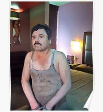 EL CHAPO | ARRESTED  Poster