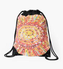 Sun Spots Drawstring Bag
