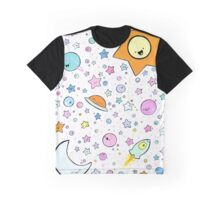 Cosmic Cuties Graphic T-Shirt