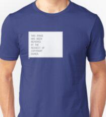 © Control v1.2 Unisex T-Shirt