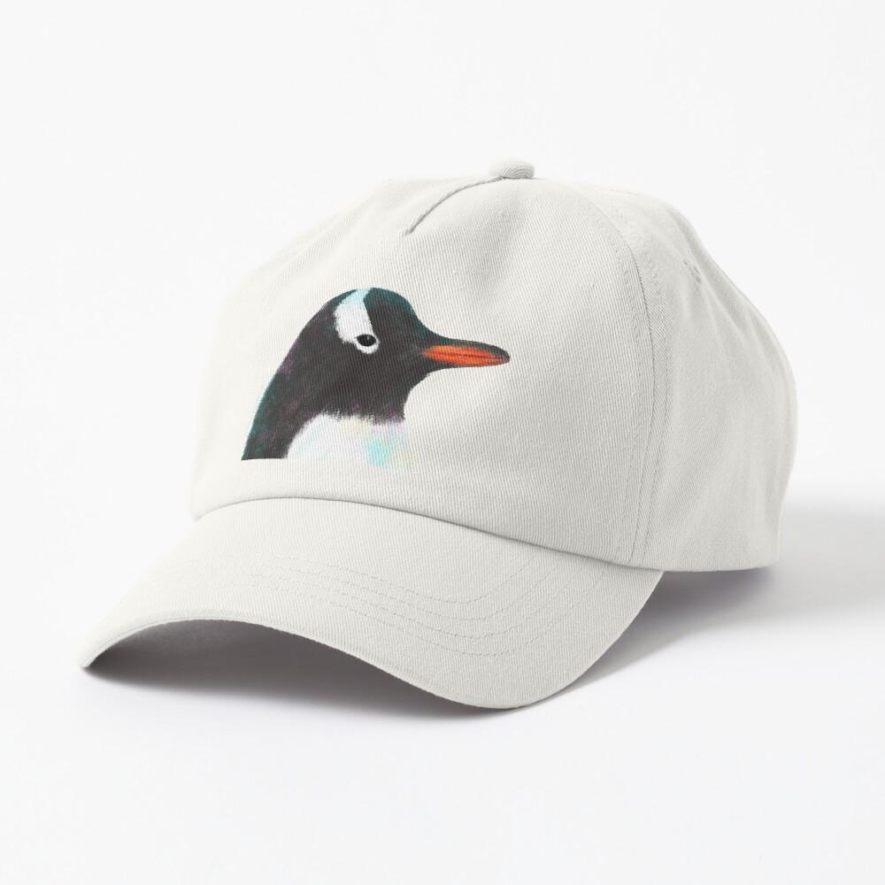 Gentoo Penguin Cap