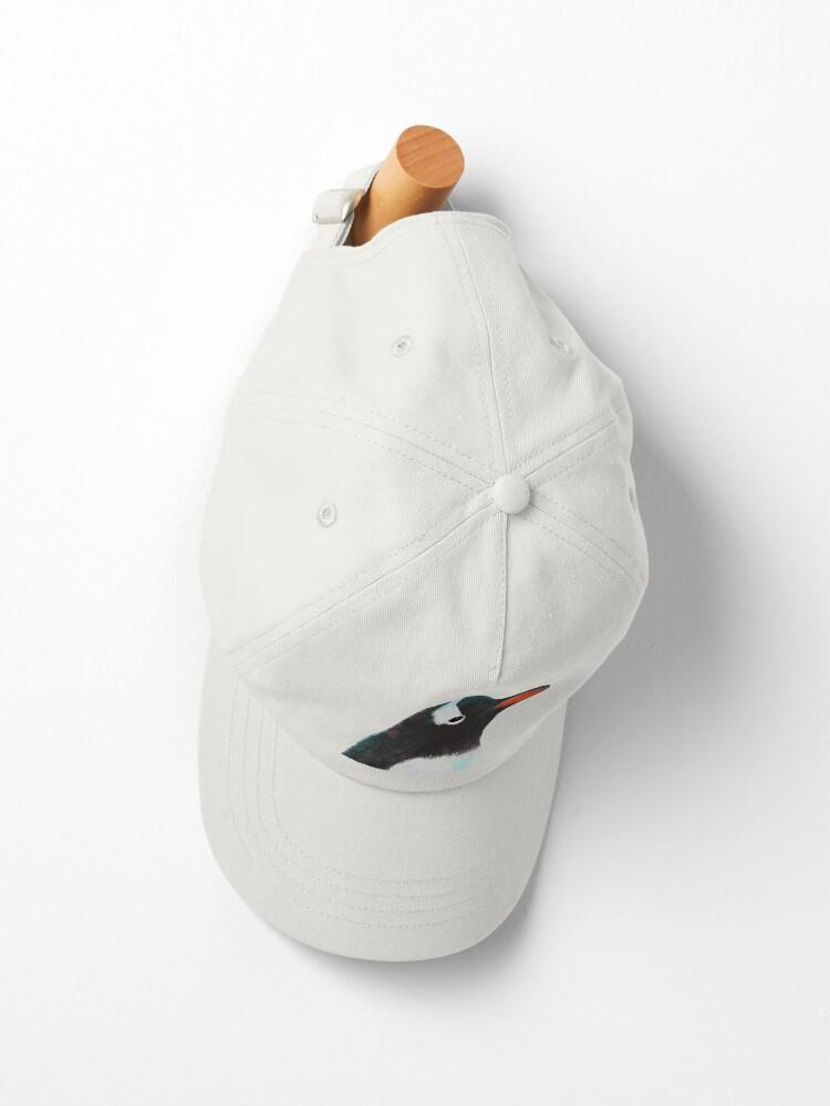 Alternate view of Gentoo Penguin Cap
