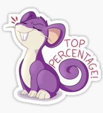 Top Percentage Sticker