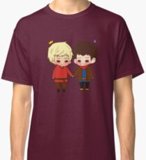 A King and His Sorcerer / A Sorcerer and His King Classic T-Shirt