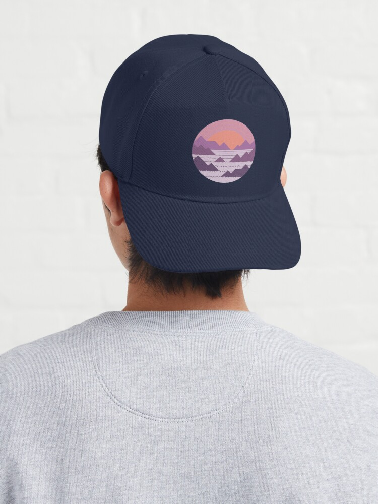 Alternate view of Above The Clouds Cap