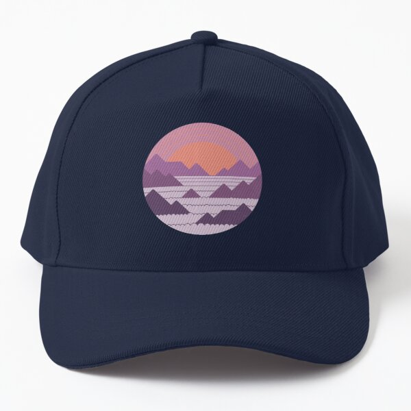 Above The Clouds Baseball Cap