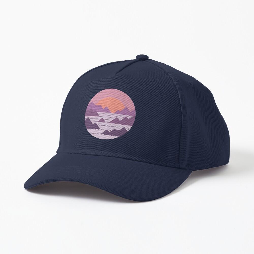 Above The Clouds Cap