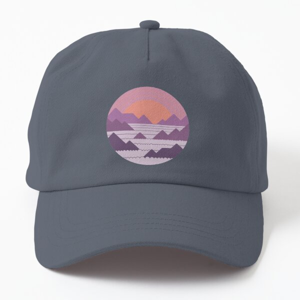 Above The Clouds Dad Hat