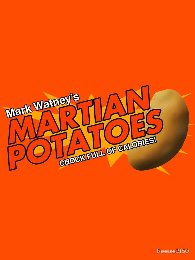 88fd94d040 Watney's Martian Potatoes | Unisex T-Shirt, a t-shirt of fanart ...