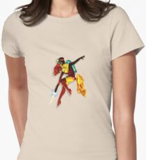 vintage jet pack girl T-Shirt