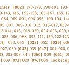 164 ji-Hatred Verses by 73553