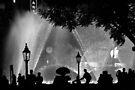 Nachtzeit in der Stadt von Marianna Tankelevich