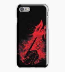Berserk Beast of Darkness iPhone Case/Skin