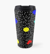 Got that 80s Vibe ! Travel Mug
