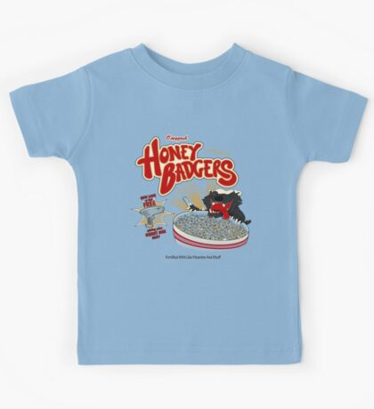 Honey Badgers Kids Clothes