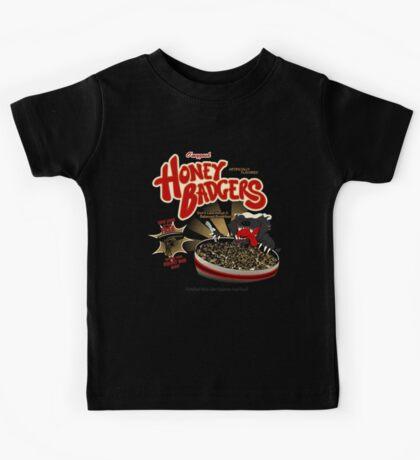 Honey Badgers Kids Clothes