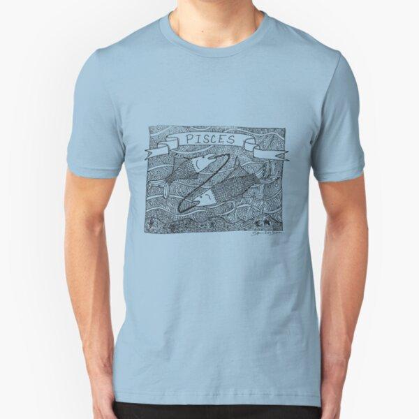 Pisces Slim Fit T-Shirt