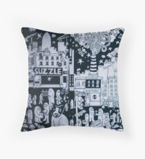 Colorblind Love Throw Pillow