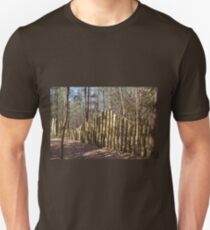 Stockade Fence Unisex T-Shirt