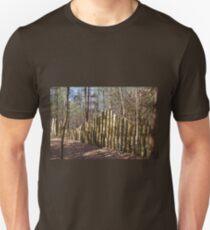 Stockade Fence Unisex T-Shirt