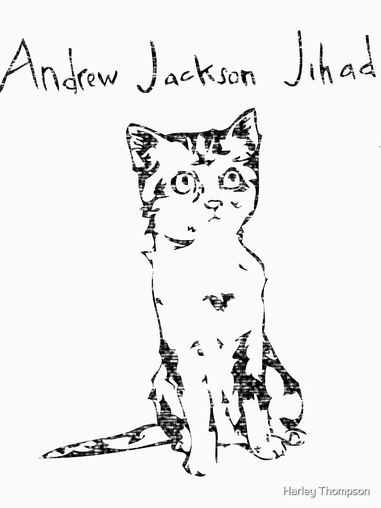 TShirtGifter presents: Andrew Jackson Jihad - Human Kittens   Unisex T-Shirt