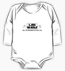 Lab Wars (black) Kids Clothes