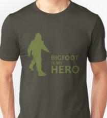 Big Foot Is My Hero Unisex T-Shirt
