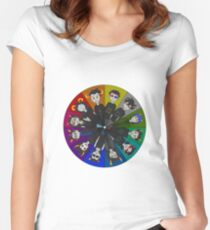 Homestuck Circle Women's Fitted Scoop T-Shirt
