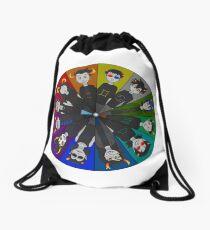 Homestuck Circle Drawstring Bag