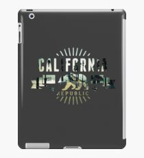 California pier iPad Case/Skin