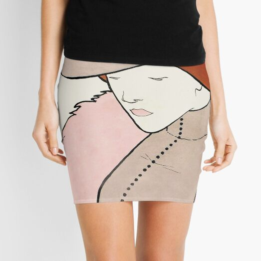 Vintage Fashion from Salon des Cent Mini Skirt