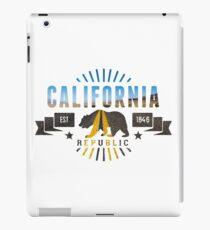 California Route 66 iPad Case/Skin
