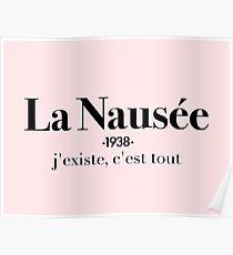 La Nausée Poster