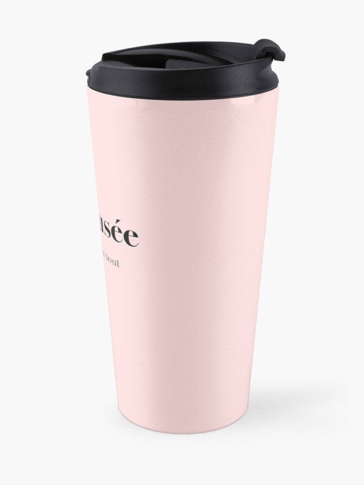 Alternate view of La Nausée Travel Mug