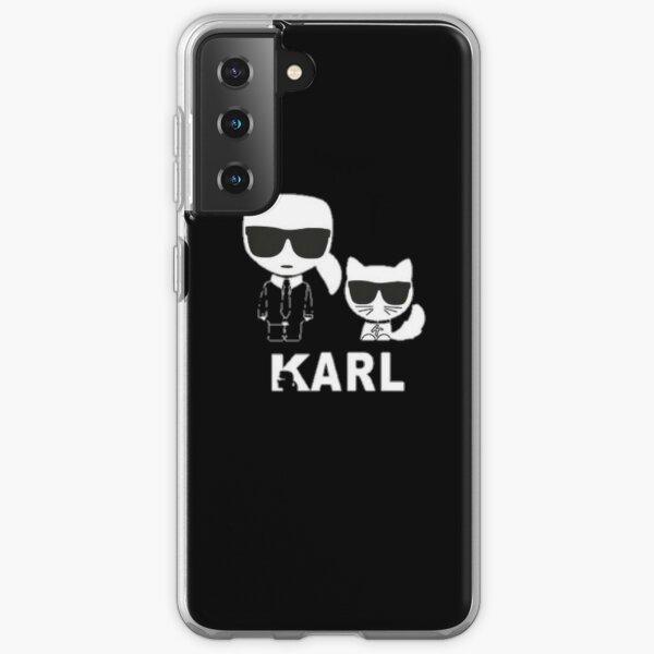 karl lagerfeld Samsung Galaxy Soft Case