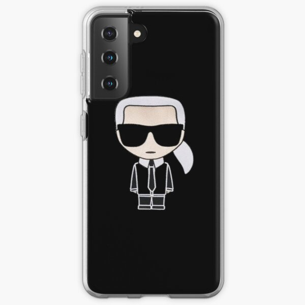 Karl Lagerfeld Coque souple Samsung Galaxy
