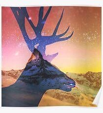 Matterhorn vs Rentier Poster