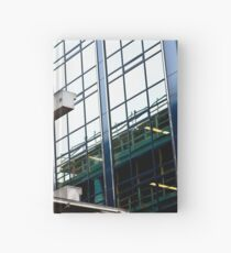 Construction Prongs Hardcover Journal