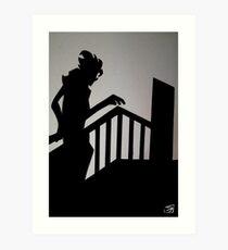 Rodferatu  Art Print